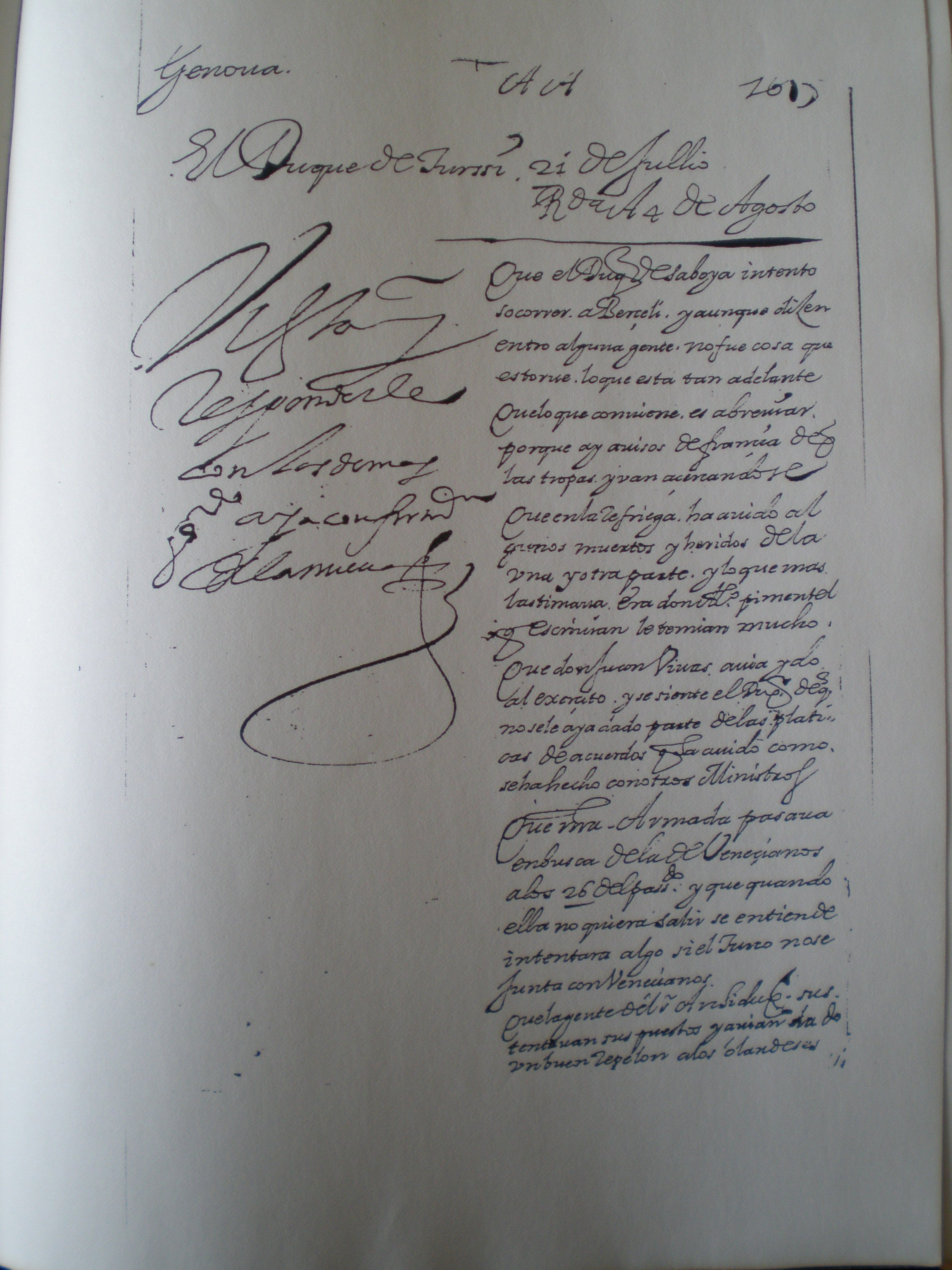 Texte original de 1618.